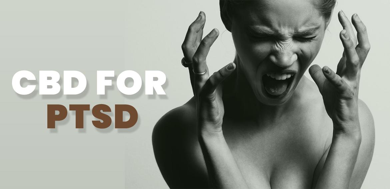 CBD for PTSD - How can CBD relieve the symptoms of PTSD?