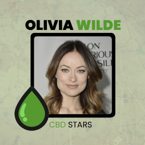 CBD Celebrities - Olivia Wilde takes CBD Oil