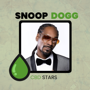 CBD Celebrities - Snoop Dogg takes CBD Oil