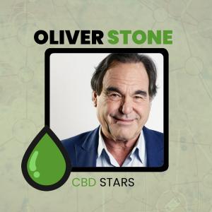 CBD Celebrities - Oliver Stone takes CBD Oil